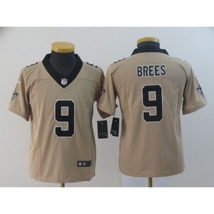 Youth New Orleans Saints Drew Brees Jersey